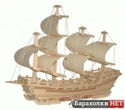 3D головоломка Купеческий корабль