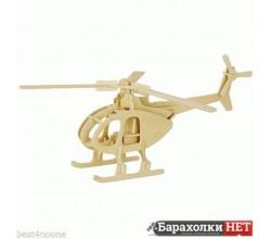 3D Пазл Вертолет Городской