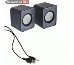 Акустическая система DEFENDER SPK 22, 2.0, 5 Вт, питание от USB, серая