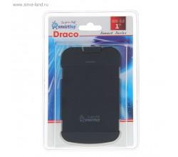 """Внешний жесткий диск HDD 2,5"""" Smartbuy Draco 1TB USB3.0 черный"""