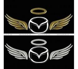 """Шильдик на авто """"Крылья ангела"""""""