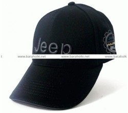 Бейсболка-кепка Jeep зимняя
