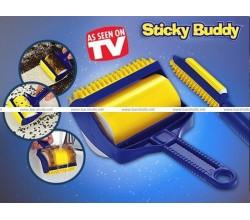 Валики Стики Бадди (Sticky Buddy) для уборки