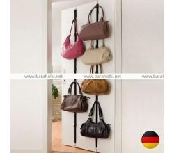 Вешалка для сумок Wenko на дверь