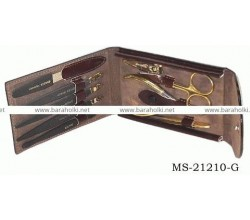 ZINGER Маникюрный набор MS-1404-G