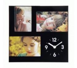 Фоторамка часы (3 фото)