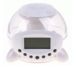 Прикольный будильник с подсветкой