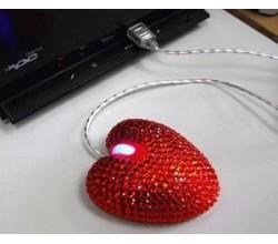 Компьютерная мышка - Сердце