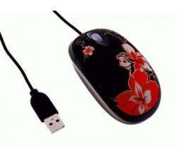 Мышка для компьютера - Цветы