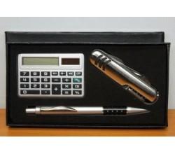Набор с калькулятором