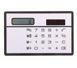 Плоский калькулятор