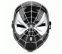 Маска черного человека паука