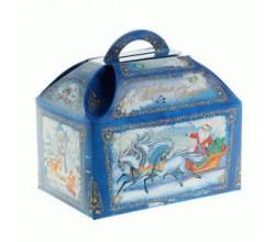 Коробка ларец (8,2 х 14,6 х 24,5 см.)