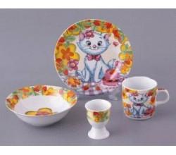 Подарочный набор детской посуды