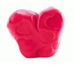 Умный пластилин - перламутр розовый