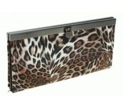 Модный кошелек Леопард