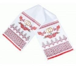 Русский свадебный рушник