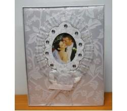 Свадебный альбом на 100 фото, 13х18 см.