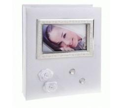 Свадебный фотоальбом на 100 фото, 10х15 см.