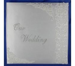 Свадебный фотоальбом ручной работы, 10 магнитных листов