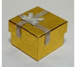 Коробочка для кольца (5 х 5 х 3 см.)