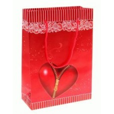 Подарочный пакет (17 х 12 х 5,5 см.)