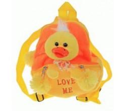 Детский рюкзачок для малышей Уточка