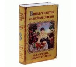 Книга мини сейф