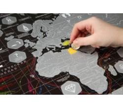 Карта со стирающимся слоем