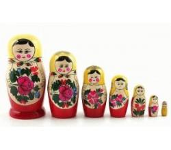 Кукла матрешка (7 в 1)