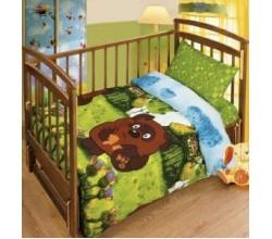 Детское постельное белье Непоседа