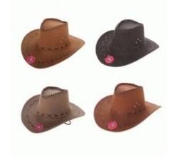 Шляпа мужская ковбойская