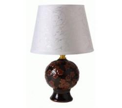 Лампа для спальни Терракотовый цветок