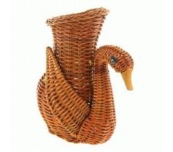 Ваза бамбуковая (15 см.)