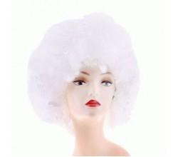Белый парик ангела