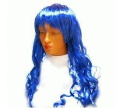 Голубой парик Мальвины