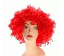 Красный парик