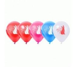 Воздушные шары на свадьбу (5 шт.)