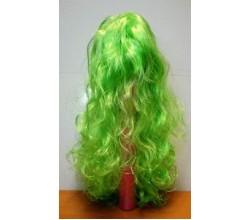 Зеленый парик