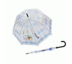 Детский зонт прозрачный купол