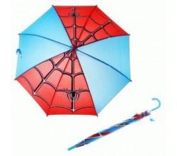 Зонт детский трость паутинка