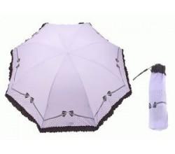 Зонт с рюшами