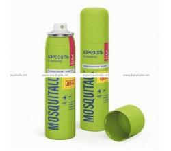 Аэрозоль от насекомых MOSQUITALL «Универсальная защита», 150 мл