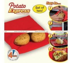 Potato Express-Мешочек для запекания