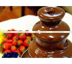 Шоколадный фонтан высота 30см
